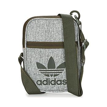 Táskák Kistáskák adidas Originals FESTIVAL BAG Szürke / Fekete