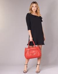 Ruhák Női Rövid ruhák Betty London INITTE Fekete