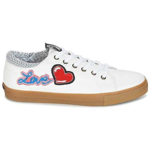 Love Moschino JA15213G15 Fehér - Jó Minőség