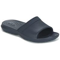 Cipők Gyerek strandpapucsok Crocs CLASSIC SLIDE K Tengerész