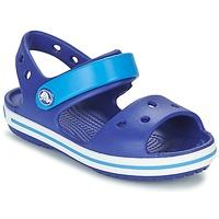 Cipők Fiú Szandálok / Saruk Crocs CROCBAND SANDAL KIDS Kék