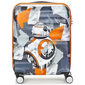 Táskák Keményfedeles bőröndök American Tourister STARWARS STORM TROPPER 55CM 4R Sokszínű
