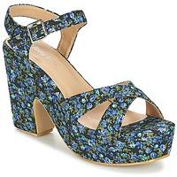 Cipők Női Szandálok / Saruk Moony Mood INADA Kék
