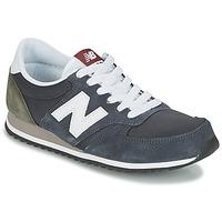 Cipők Rövid szárú edzőcipők New Balance U420 Tengerész