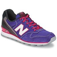 Cipők Női Rövid szárú edzőcipők New Balance WR996 Lila