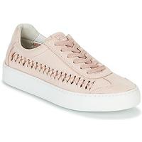 Cipők Női Rövid szárú edzőcipők Bullboxer PARETE Rózsaszín
