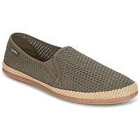 Cipők Férfi Gyékény talpú cipők Bamba By Victoria COPETE ELASTICO REJILLA TRENZA Tópszínű