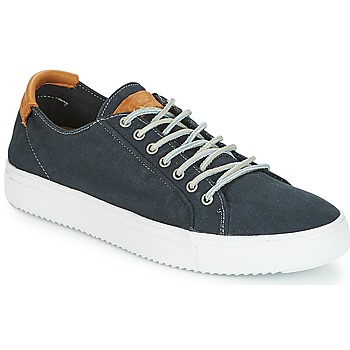 Cipők Férfi Rövid szárú edzőcipők Blackstone PM31 Kék