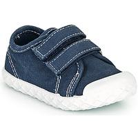 Cipők Fiú Rövid szárú edzőcipők Chicco CAMBRIDGE Kék