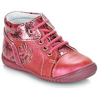 Cipők Lány Csizmák GBB ROSEMARIE Rózsaszín