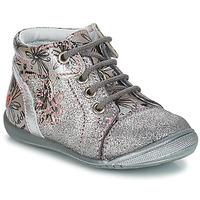 Cipők Lány Csizmák GBB ROSEMARIE Ezüst