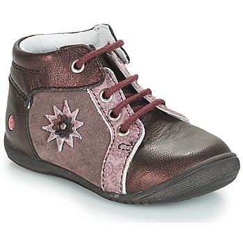Cipők Lány Csizmák GBB RESTITUDE Barna