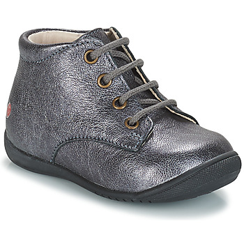 Cipők Lány Csizmák GBB NAOMI Ezüst