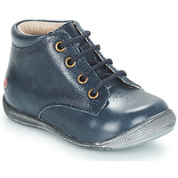 Cipők Lány Csizmák GBB NAOMI Kék