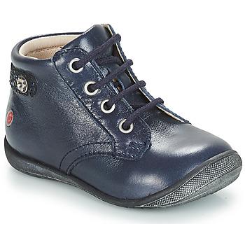 Cipők Lány Csizmák GBB NICOLE Kék