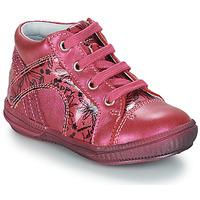 Cipők Lány Csizmák GBB ROSETTA Rózsaszín