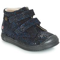 Cipők Lány Csizmák GBB RACHEL Kék / Tengerész