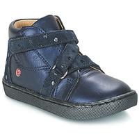 Cipők Lány Csizmák GBB RAYMONDE Kék