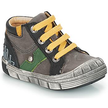 Cipők Városi csizmák GBB REINOLD Szürke-fekete