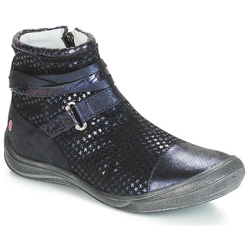 Cipők Lány Csizmák GBB ROCHELLE Kék
