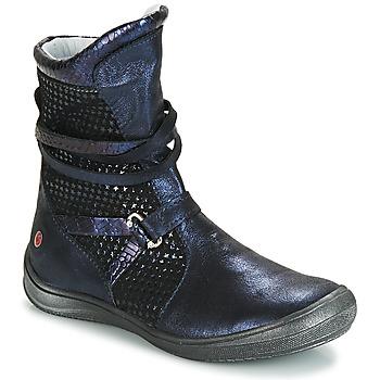 Cipők Lány Városi csizmák GBB ROSANA Vte / Tengerész