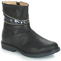 Cipők Lány Városi csizmák GBB MAFALDA Fekete