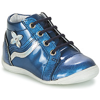 Cipők Lány Csizmák GBB SHINA Kék