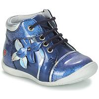 Cipők Lány Csizmák GBB SONIA Kék