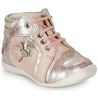 Cipők Lány Csizmák GBB SONIA Rózsaszín