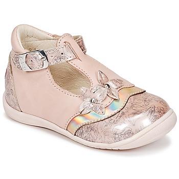 Cipők Lány Balerina cipők / babák GBB SELVINA Rózsaszín