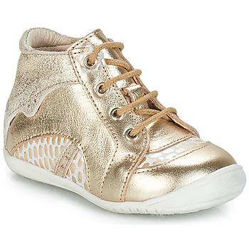 Cipők Lány Csizmák GBB SOPHIE Arany