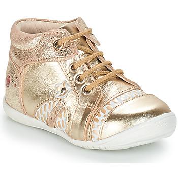 Cipők Lány Csizmák GBB STELLA Arany