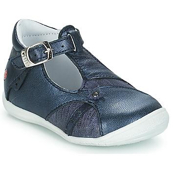 Cipők Lány Balerina cipők / babák GBB STEPHANIE Kék