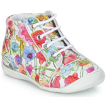 Cipők Lány Csizmák GBB SIDONIE Sokszínű