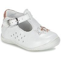 Cipők Lány Balerina cipők / babák GBB SEVERINE Fehér