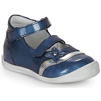 Cipők Lány Szandálok / Saruk GBB STACY Kék