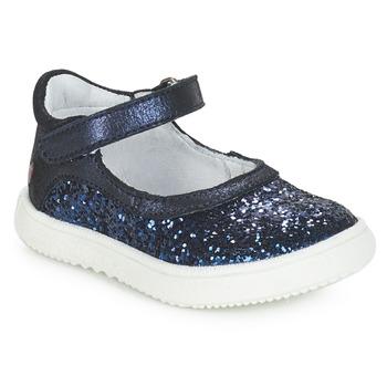 Cipők Lány Csizmák GBB SAKURA Kék / Tengerész