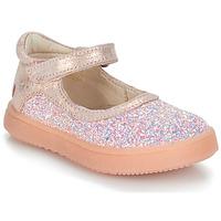 Cipők Lány Balerina cipők / babák GBB SAKURA Rózsaszín