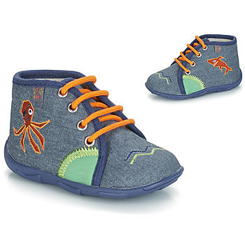 Cipők Fiú Mamuszok GBB PABLITO Kék