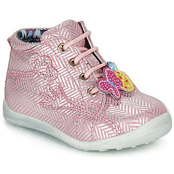 Cipők Lány Csizmák Catimini SALAMANDRE Rózsaszín