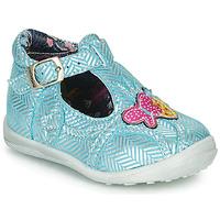 Cipők Lány Balerina cipők / babák Catimini SOLEIL Kék