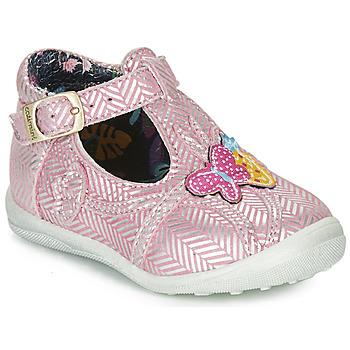 Cipők Lány Balerina cipők / babák Catimini SOLEIL Rózsaszín