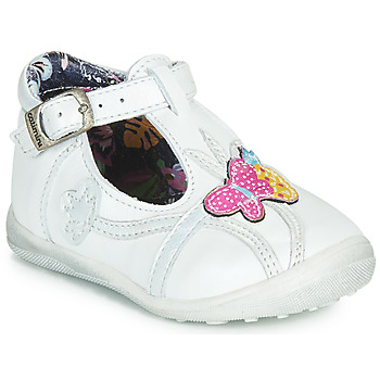 Cipők Lány Balerina cipők / babák Catimini SOLEIL Fehér