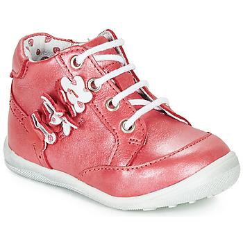 Cipők Lány Csizmák Catimini SOLDANELLE Piros