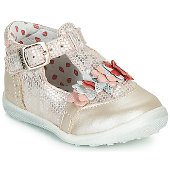 Cipők Lány Balerina cipők  Catimini SALICORNE Rózsaszín