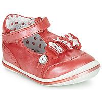 Cipők Lány Szandálok / Saruk Catimini SANTOLINE Vte / Piros / Gyöngyházszínű / Dpf / 2851