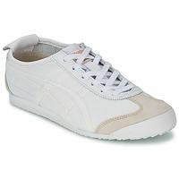 Cipők Rövid szárú edzőcipők Onitsuka Tiger MEXICO 66 Fehér