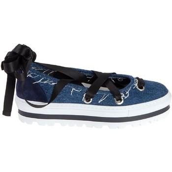 Cipők Női Balerina cipők  Msgm 2241MDS09Y 020 Jeans