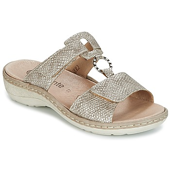 Cipők Női Papucsok Remonte Dorndorf REDMON Arany