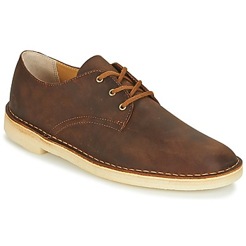 Cipők Férfi Oxford cipők Clarks DESERT CROSBY Méhviasz
